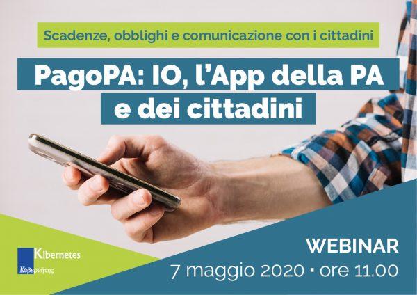 IO, l'app della PA e dei cittadini